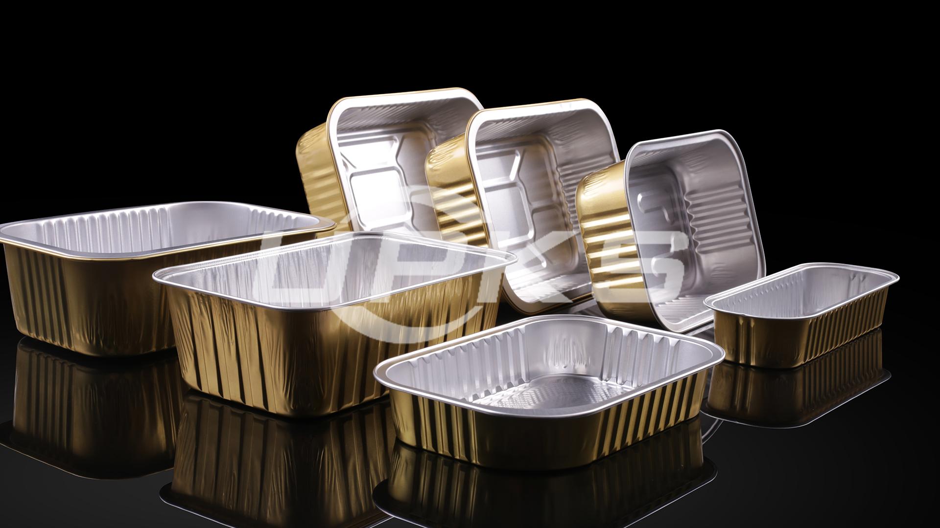 铝箔包装,铝箔包装,铝箔餐盒厂家
