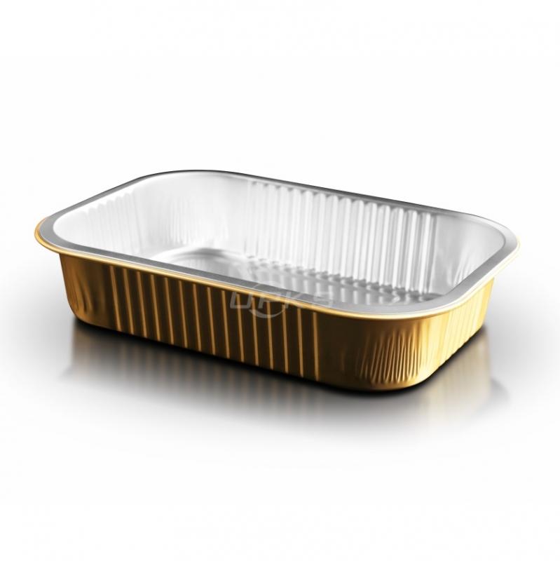 航空铝箔餐盒GH-F1000