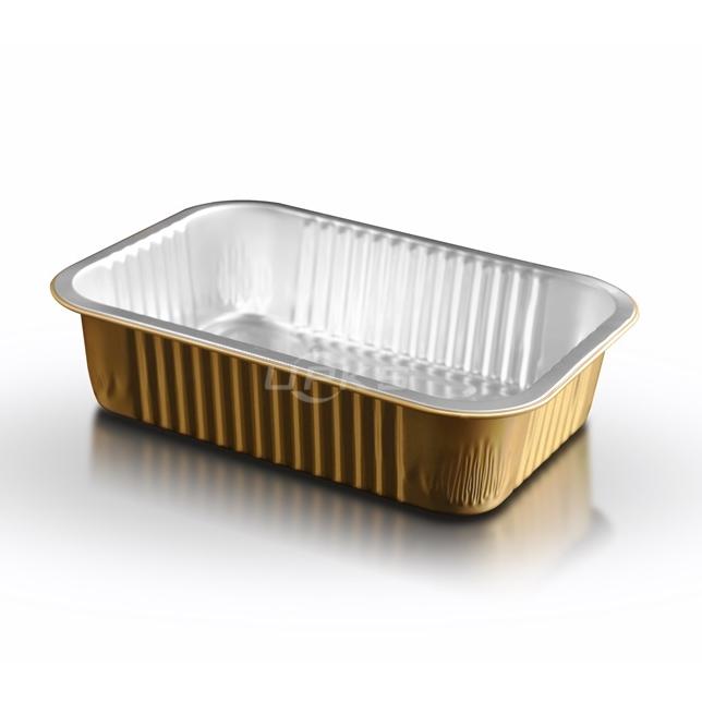供应铝箔餐盒GH-F750