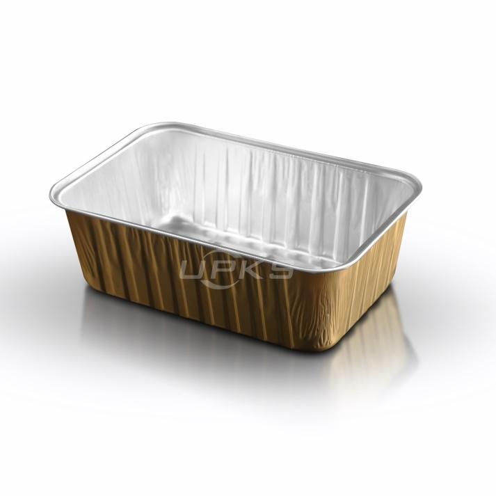 方形铝箔餐盒GH-750